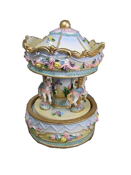 Music Box Carousel 14135